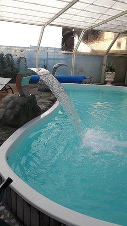 Ristorante hall piscina e spa