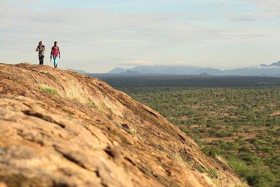 6 dager Samburu, Naivasha-sjøen og Maasai Mara Safari