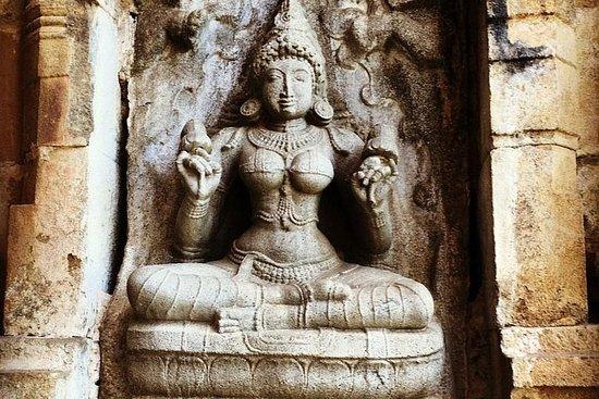 Tour to Gangaikonda Cholapuramfrom Pondicherry