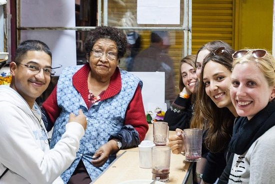La Paz: Führung mit Essen, Wein und...