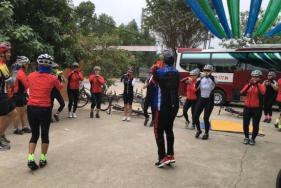 Sykkeltur gjennom Nordøst-Vietnam 6 dager 5 netter