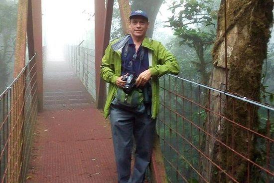 Privat Monteverde naturhistorisk gåtur-billede