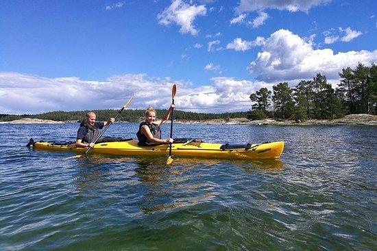 1-Day Stockholm Archipelago Kayak Tour