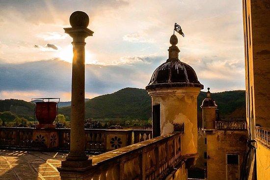 Giardini e castelli di Padova