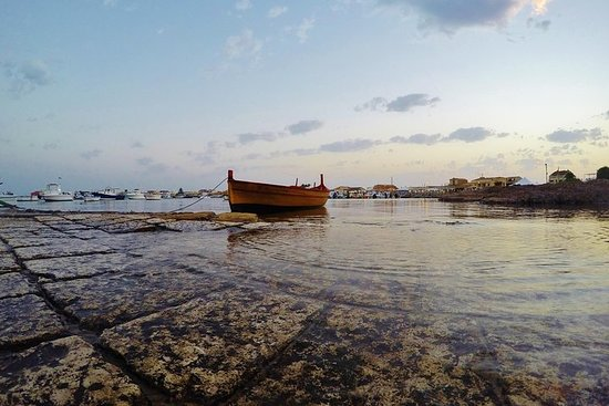 Marzamemi & Portopalo (departure from...