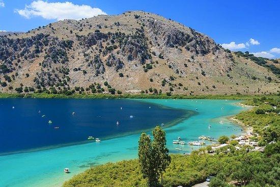 智能一日遊:Georgioupoli  -  Kourna Lake...