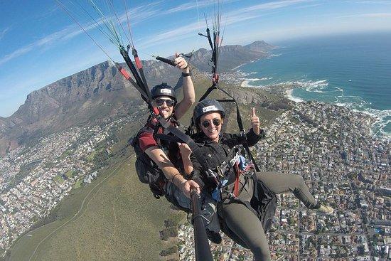 Hi5 Tandem Paragliding Cape Town