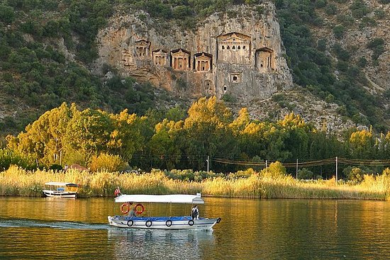 "Dalyan ""Check Out"" -Tour mit privatem ..."