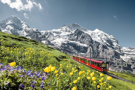 スイストラベルパス所有者限定、ユングフラウヨッホ鉄道旅