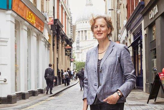 与电报记者索菲坎贝尔一起探索伦敦