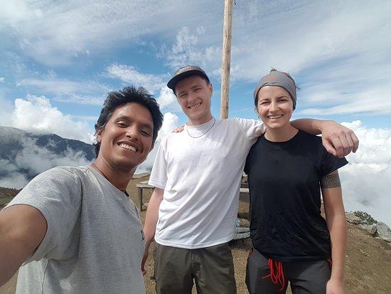 Langtang National Park, Nepal: Langtang trek
