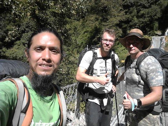 Langtang National Park, Nepal: Langtang trek with guest