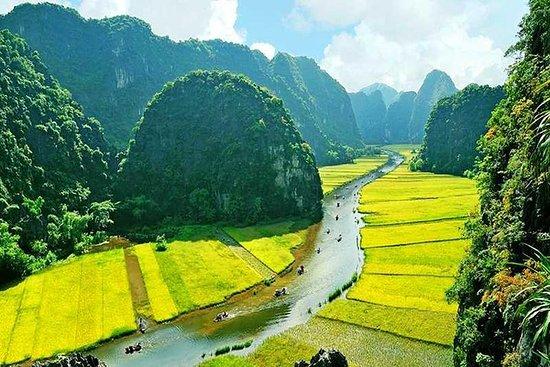 Hoa Lu - Trang An - Caverna Mua...