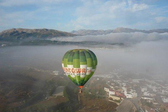 תמונה מBalloon Flight, Guadix (granada)