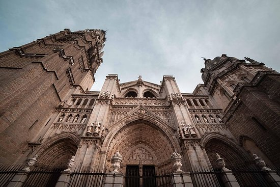 Visite guidée à la cathédrale