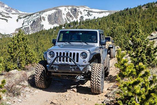 L'unica esperienza Jeep YOU-DRIVE in Colorado