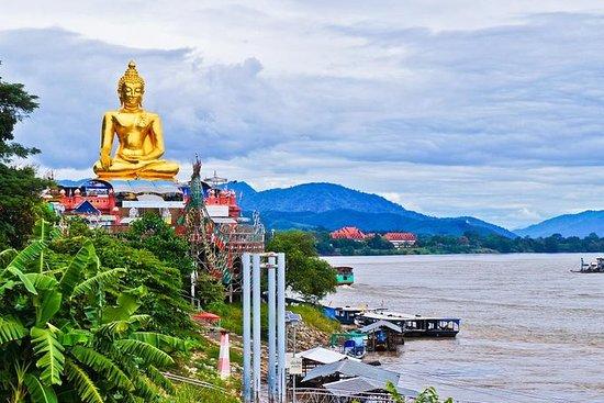 Volledige dag Chiang Rai en gouden ...