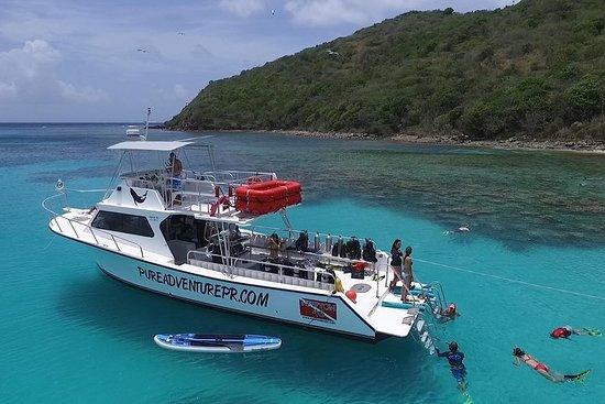 Scuba Dive Tour all'isola di Vieques