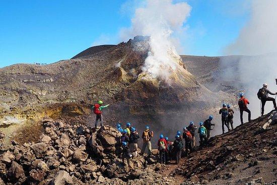Etna - Trekking a los cráteres de la...