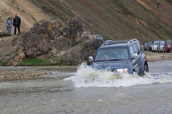 Full-Day Jeep Tour to Landmannalaugar...