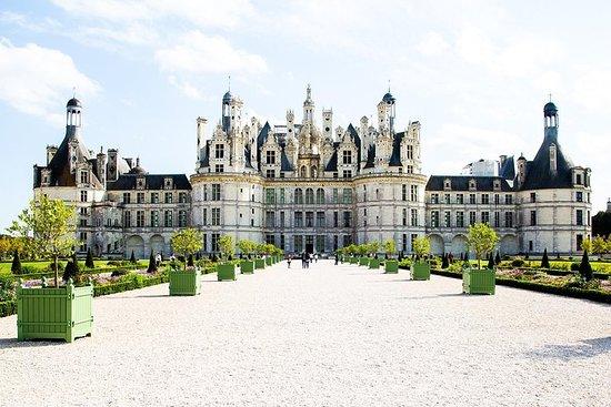 Val de Loire, deux châteaux en un...