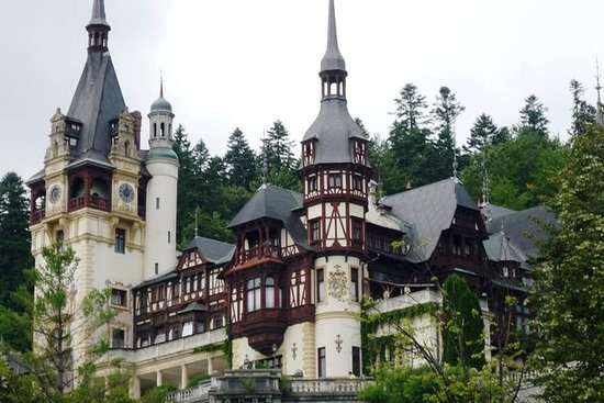Half-Day Peles Castle and Museum Tour...