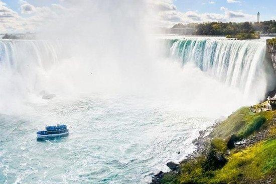 Viagem de um dia guiada por Niagara...