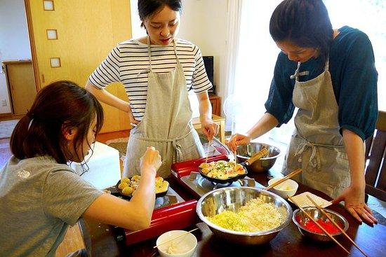 Takoyaki erfarenhet