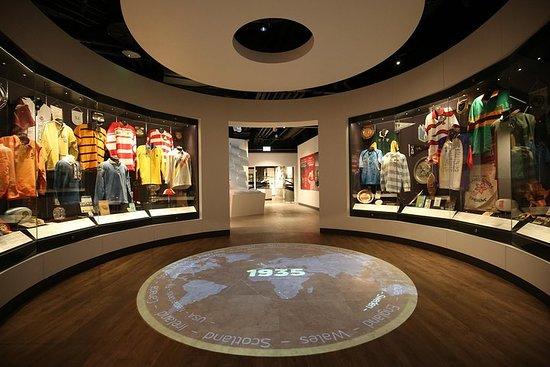 Ohne Anstehen: World Rugby Museum...