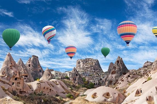 Cappadocia Private Balloon Ride Fotografie