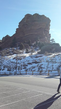 Geology Hike at Red Rocks Park Photo
