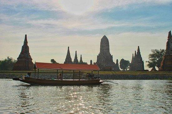 Tempel von Ayutthaya Tagestour ab...