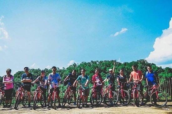 Aventure à vélo à Singapour autour de Pulau Ubin