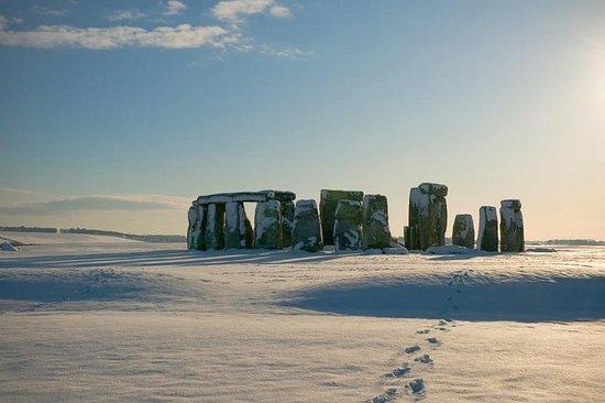 聖誕節遊:溫莎,巨石陣,巴斯和拉科克