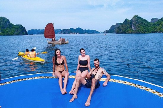 Discover Lan Ha Bay Luxury Tour With...