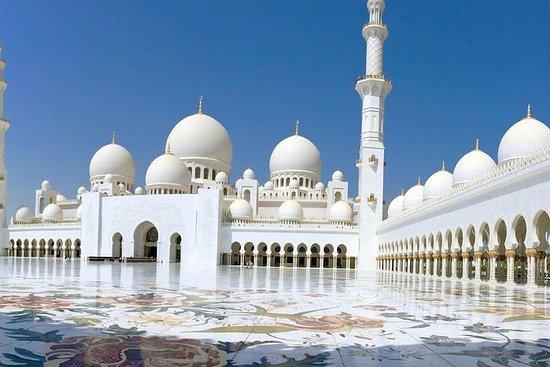 Abu Dhabi bytur med Ferrari World