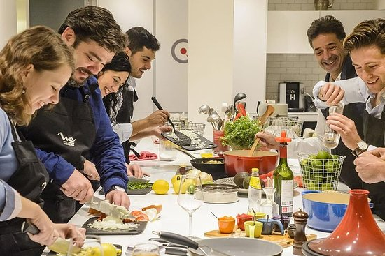"Recoleta True Porteño ""Picadita, Vinos & Empanadas"" Dinner (Cook..."