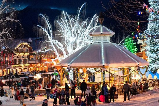 Luci di Natale di Leavenworth - Seattle