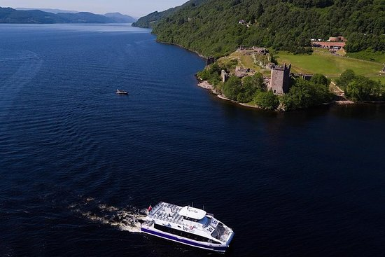 Caledonian Canal und Loch Ness per ...