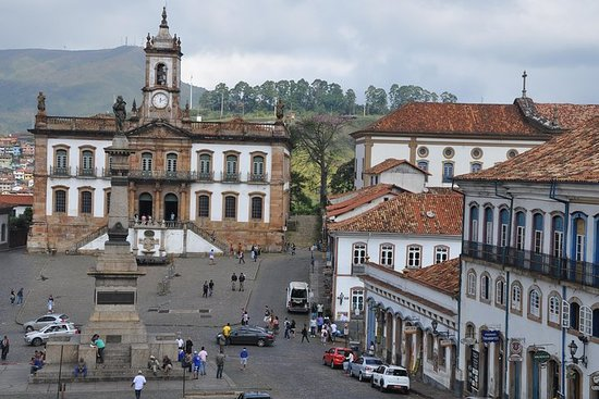 Historic Cities of Ouro Preto and Mariana City