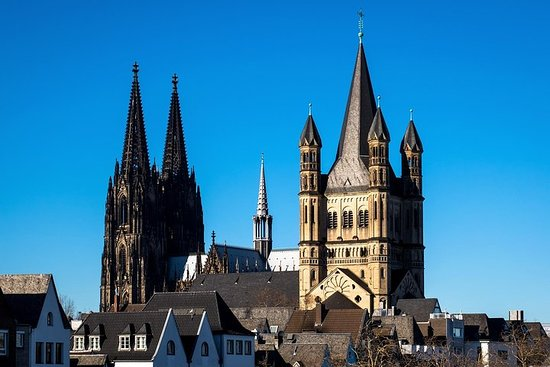 "Keulen City Tour - ""Cathedral City ..."