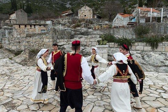 Vjetrenica-grot en oude dorpstour ...