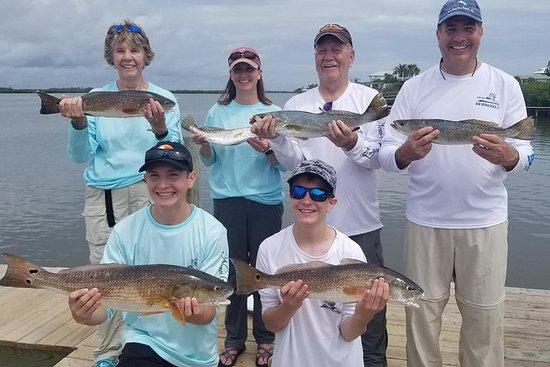 Charter de pêche côtière à Orlando