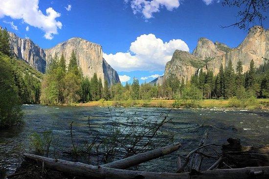 Privat tur til Yosemite National Park...