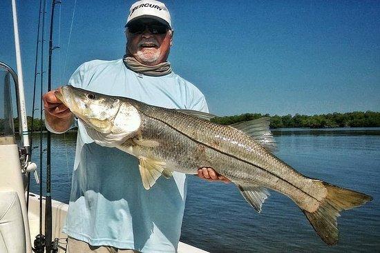 Charter di pesca costiera di Tampa Bay