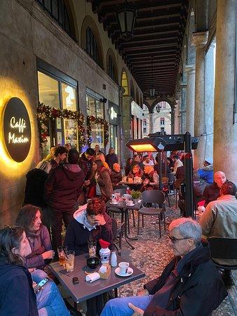 Caffe Maxim Lounge Bar Bologna Menu Prices Restaurant