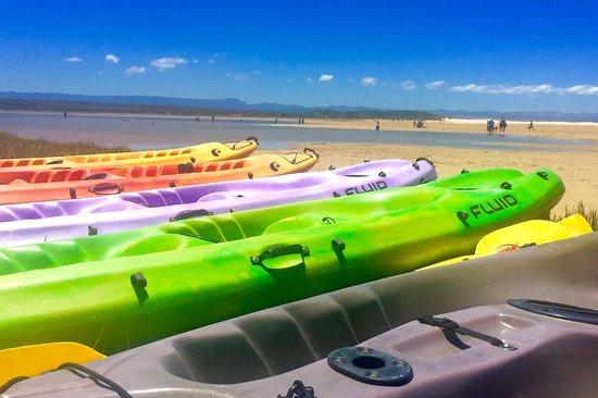 Kayaks@Jbay