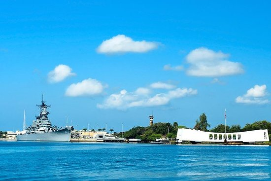 Pearl Harbor - Mémorial de l'Arizona...