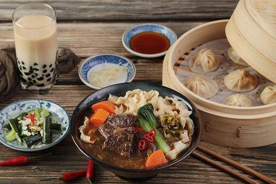 Xiao Long Bao & Beef Noodles Cooking ...