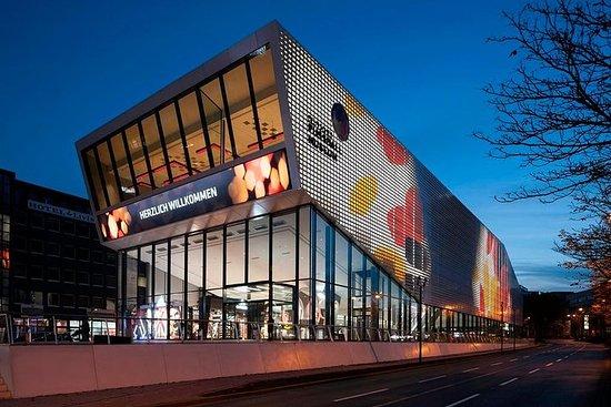 Tyska fotbollsmuseet i Dortmund, inträdesbiljett
